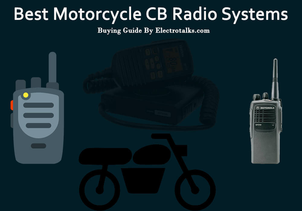 Best Motorcycle CB radio
