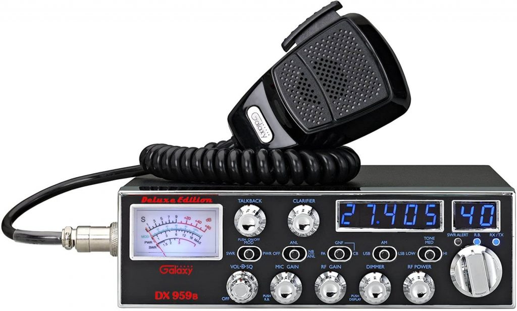 Galaxy DX-959B Mobile CB Radio