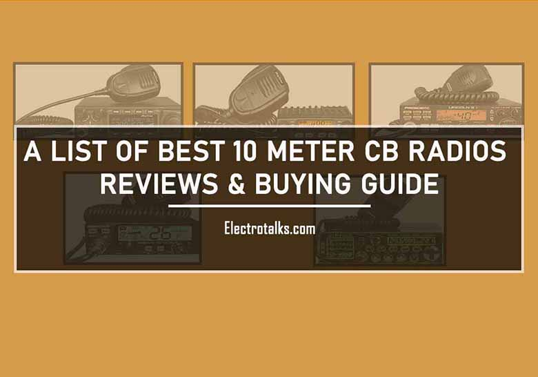 best 10 meter cb radio