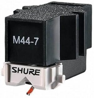 Shure M44-7 Standard DJ Turntable Needle review