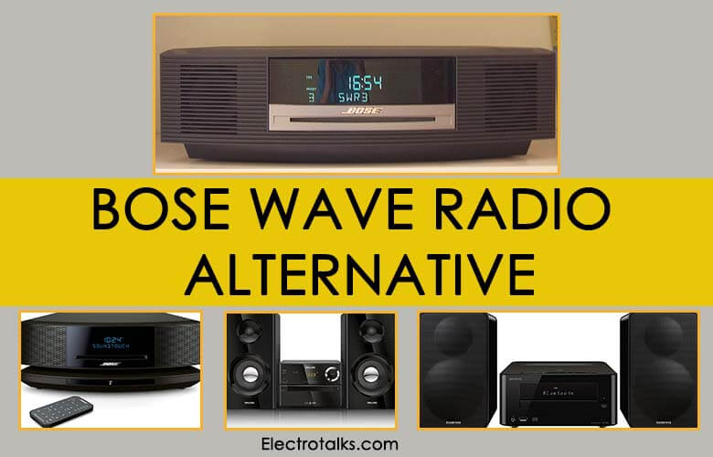 bose wave radio alternative