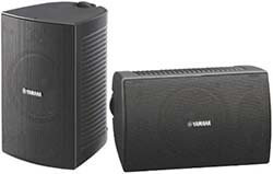 Yamaha NS-AW294BL Indoor-Outdoor 2-Way Speakers review