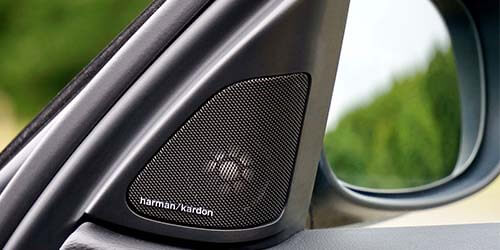 how to increase volume of rear car speakers