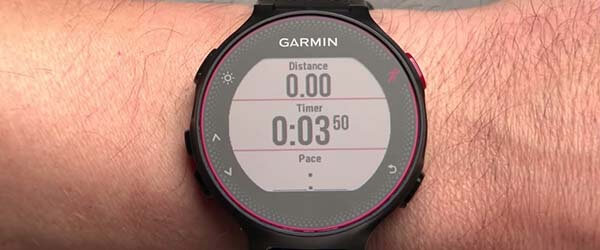 Why my garmin forerunner 235 won't turn on fix now