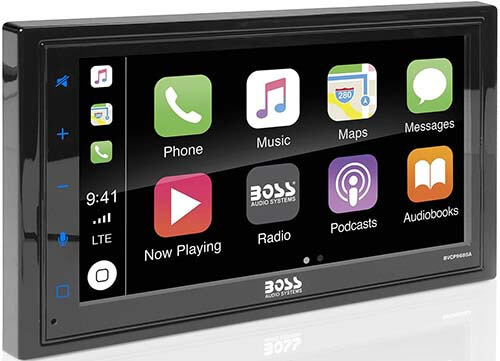 BOSS Audio BVCP9685A Double Din Car Stereo Review