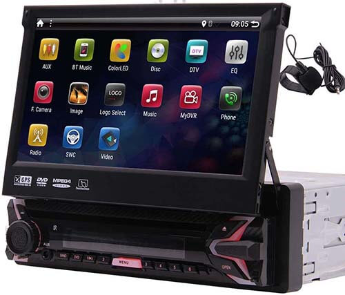 EinCar Android 9.0 Single Din Car Stereo Review