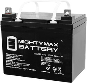 Mighty Max (ML35-12) Inverter Battery