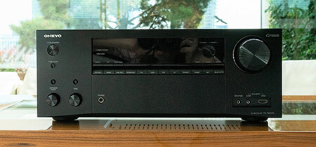 Onkyo TX-NR696 Smart Home Audio and Video Receiver