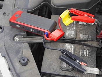 jump-start your lithium ion battery